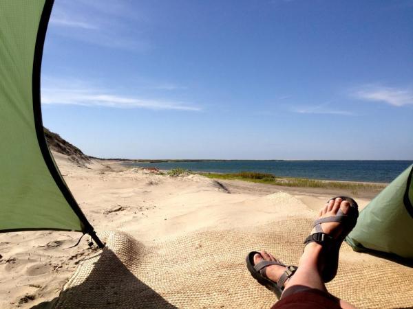 Baja camping adventure