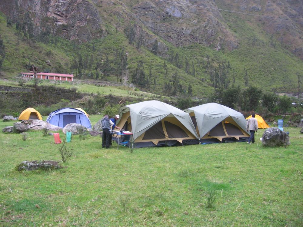 Luxury Inca Trail