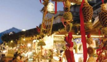 Wander the colorful stalls of Christmas markets in Germany