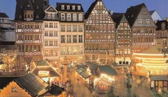 Visit Europe's glowing Christmas markets during your holiday cruise