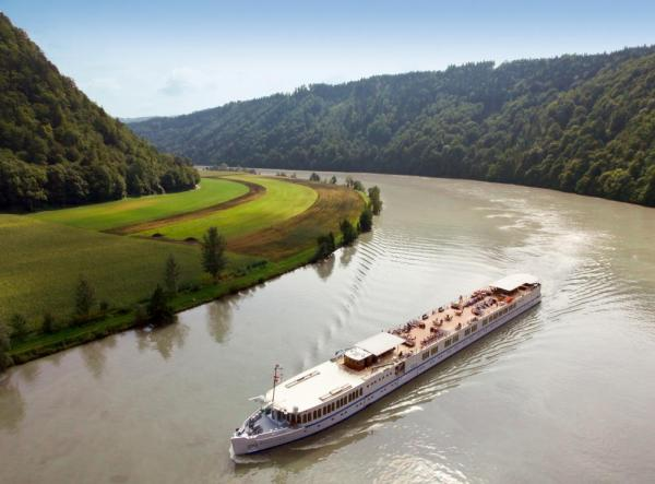 Cruise the rivers of Europe aboard the River Cloud II