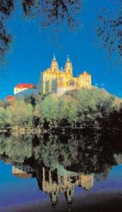 Explore celebrated historic sites such as the Melk Abbey in Austria