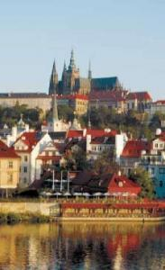 Tour historic Prague, from its humble homes to magnificent palaces, on your Europe cruise