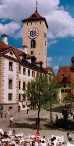 Explore the welcoming streets of Regensburg, Germany, on your Danube River cruise