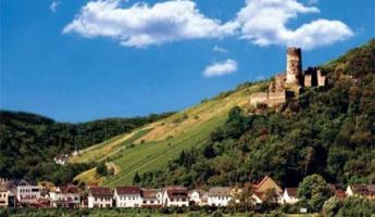 Sail by European villages, castles, and green landscapes as you cruise the celebrated Rhine River
