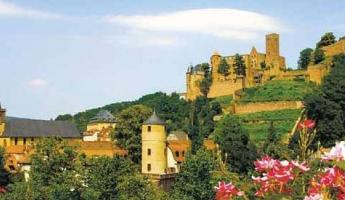 Cruise in style down European rivers, visiting ancient castles, exploring the landscape, and stopping in welcoming cities such as Wertheim, Germany