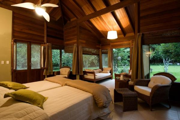 Private Bungalow at Cristalino Jungle Lodge