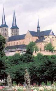 Visit the Cathedral of St. Peter and St. George in Bamburg, Germany, on your luxury river cruise