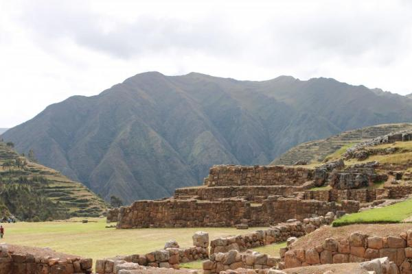 Ruins in the Sacred Valley