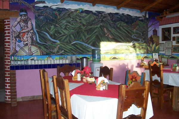 Enjoy a traditional meal at Rancho San Isidro