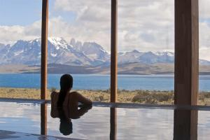 Soak in the views of Torres del Paine National Park