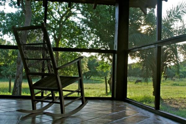 Relax at Embiara Lodge after an exciting day spent exploring Brazil