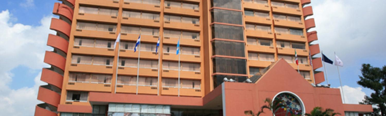 Crowne Plaza Guatemala City