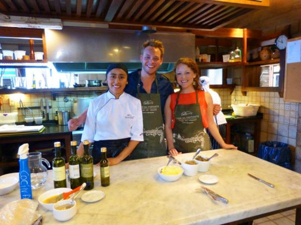 Cooking classes in Argentina