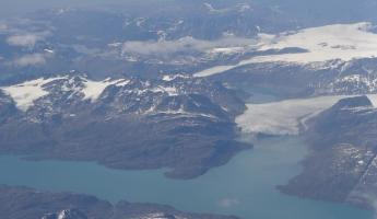 First View of Greenland