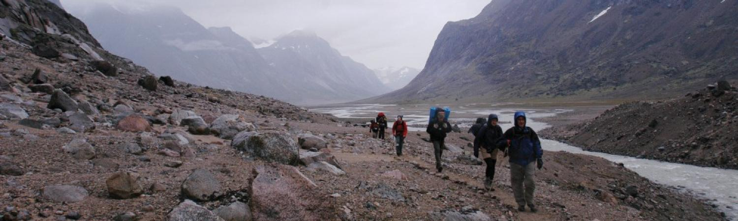 Explore stunning Torngat National Park while on your Arctic cruise