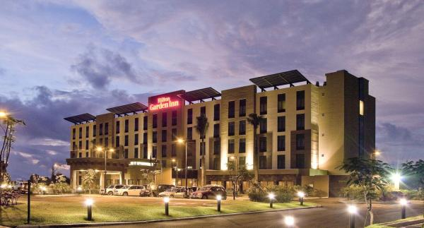Luxurious Hilton Garden Inn