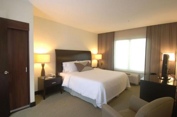 Relax in your spacious suite at Hilton Garden Inn