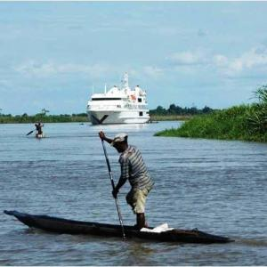 Cruise the mighty Sepik River on your Papua New Guinea cruise