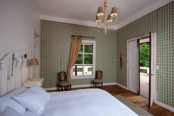 Stay in one of Hacienda Piman's comfortable suites