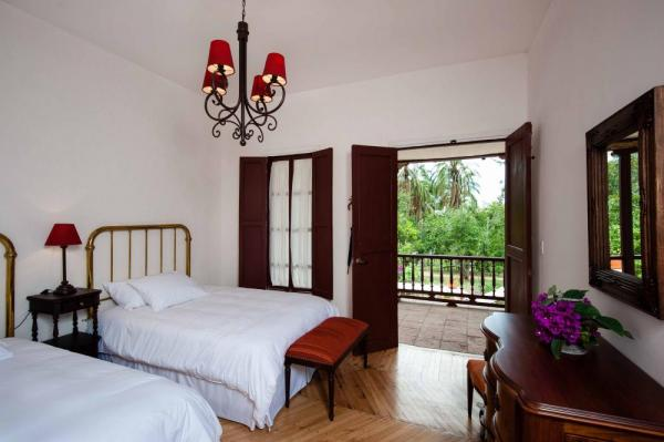 Suites at Hacienda Piman marry the history of the hacienda with modern amenities