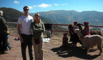 To Sacred Valley