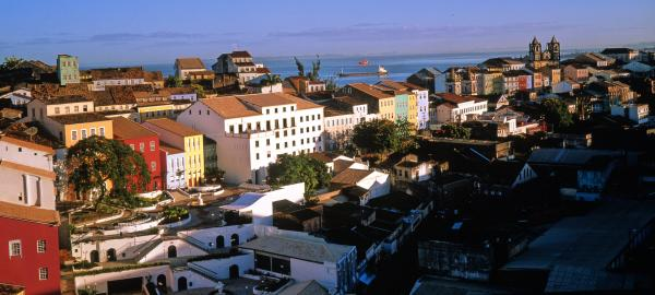 Pelourinho, Salvador's historic city center