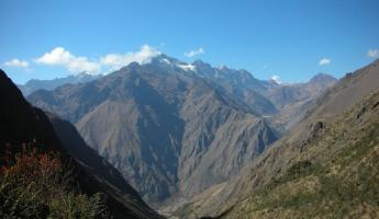From Inka Trail