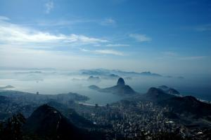 Visit Rio de Janeiro during a vacation to Brazil