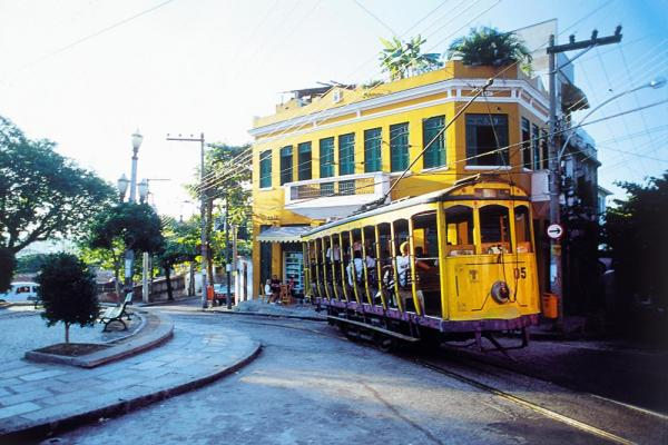 Explore Santa Teresa during your Rio city tour