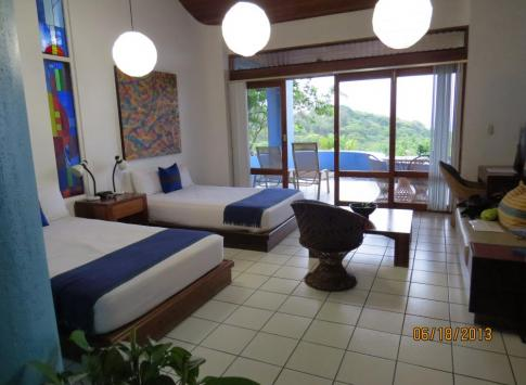 My room at Xandari Resort
