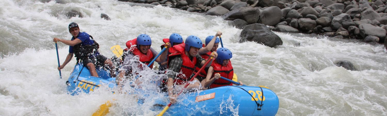 Pacuare River Whitewater
