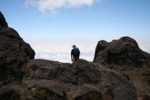 Hiking Mount Kilimanjaro