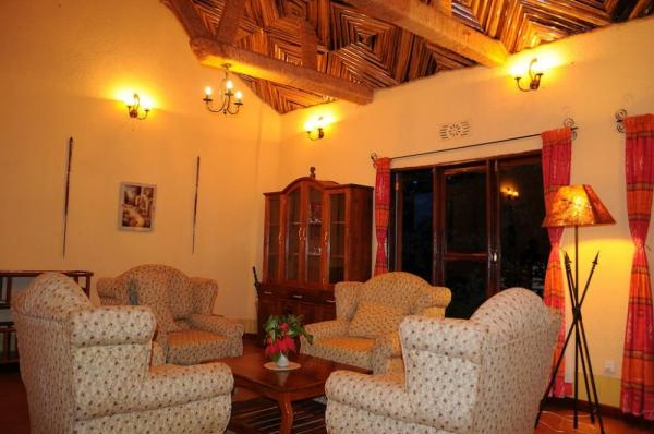 Kudu Lodge Reception