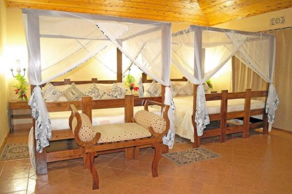 Kudu Lodge Bed Room