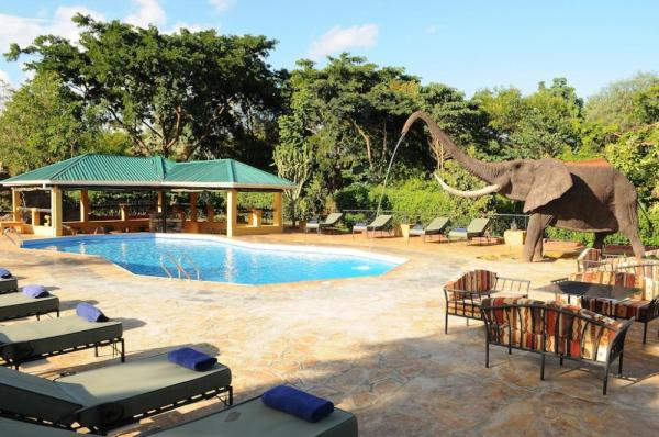 Kudu Lodge Pool