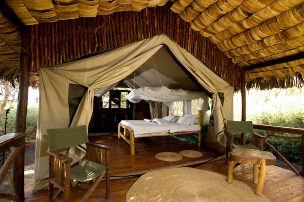 Migunga Tented Camp Room