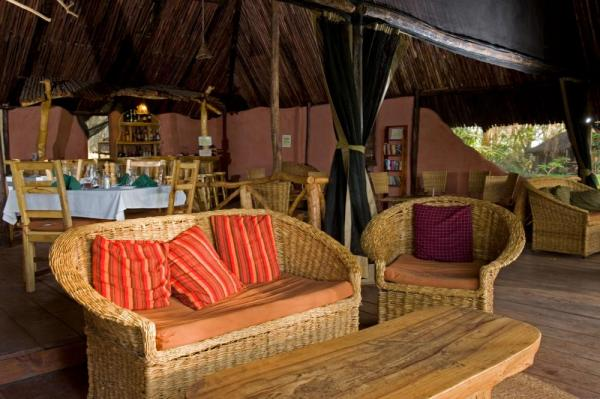 Migunga Tented Camp Common Area
