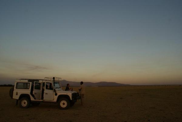 Migunga Tented Camp Jeep
