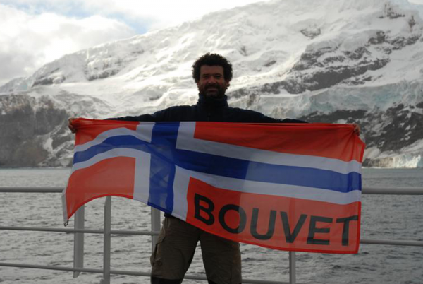 Voyage to the remote Bouvet Island on your polar expedition cruise