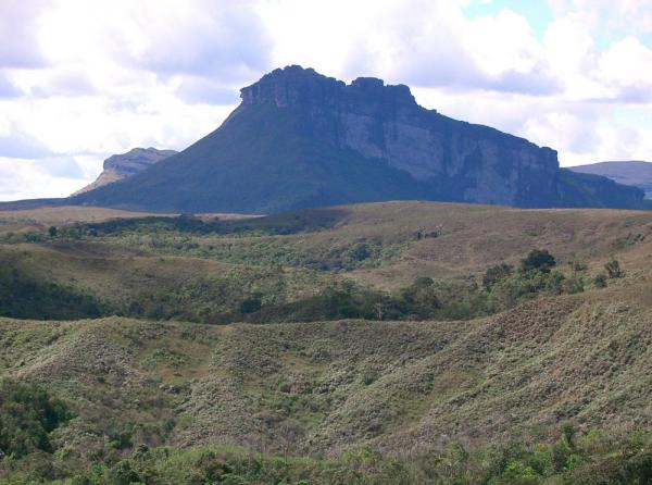 Chapada Diamantina National Park during a Brazil Tour
