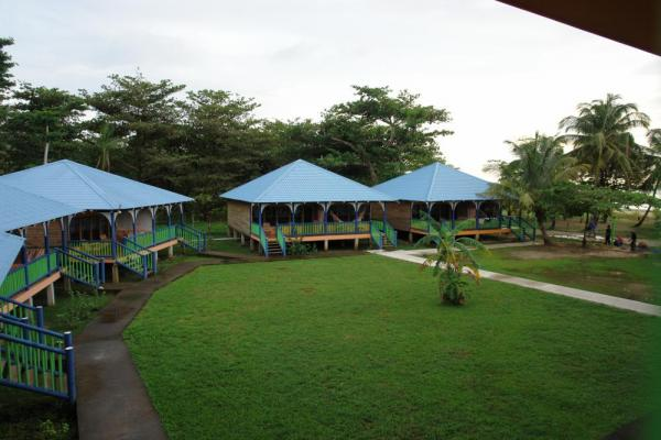 Family Bungalows at Arenas Beach Hotel, Corn Islands