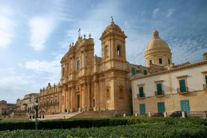 Visit the Baroque Cathedral of Syracuse