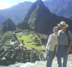 The legendary Machu Picchu
