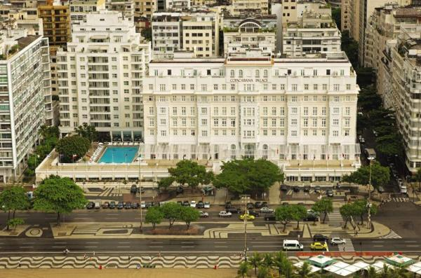 The Charming And Historical Copacabana Palace