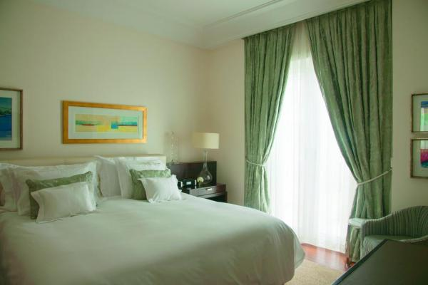 Relax in your suite at the Copacabana Palace