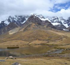 Incredible views on the Ausangate Trek