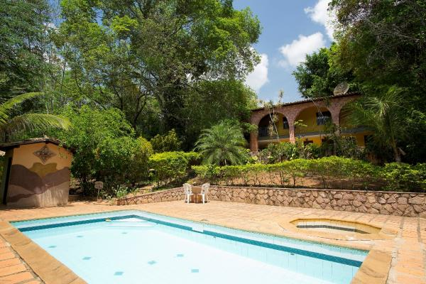 Stay at the lovely Pousada Canto no Bosque on your Brazil tour