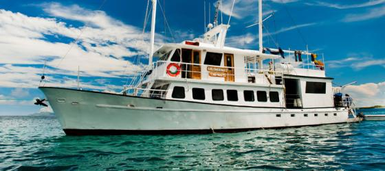 Golodrina I - cruise the Galapagos islands in comfort