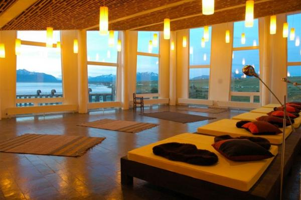 Relax in Remota's spa